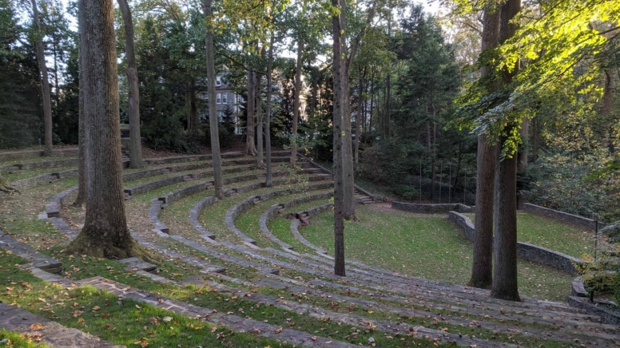 PPC amphitheater